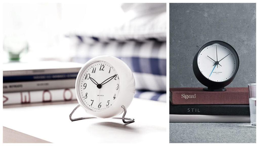LK vekkerklokke fra Arne Jacobsen - Tips til eksamensgave