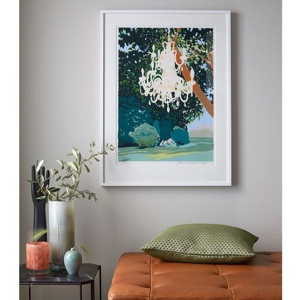 Presenttips till bästa vän: Konst från Joakim Allgulander 'Secret Garden'