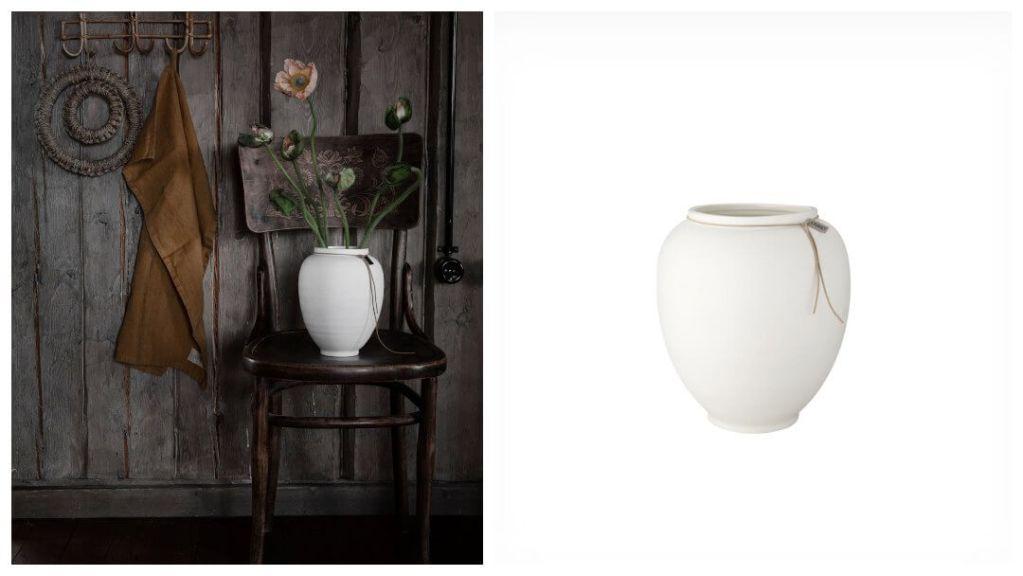 Vase fra Ernst - Gavetips til 50-årsdagen