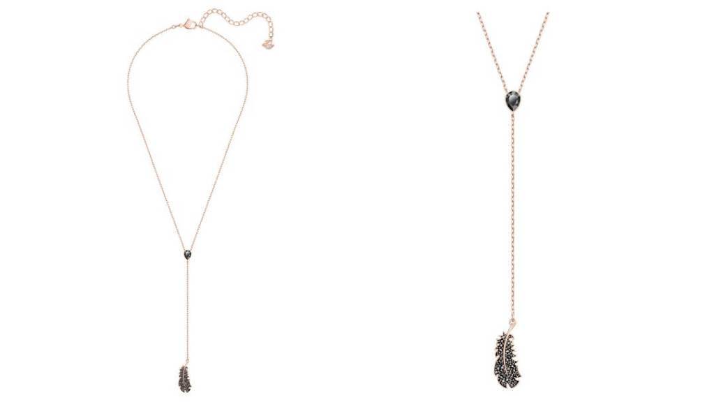 julklappstips till mamma: Naughty halsband från Swarovski