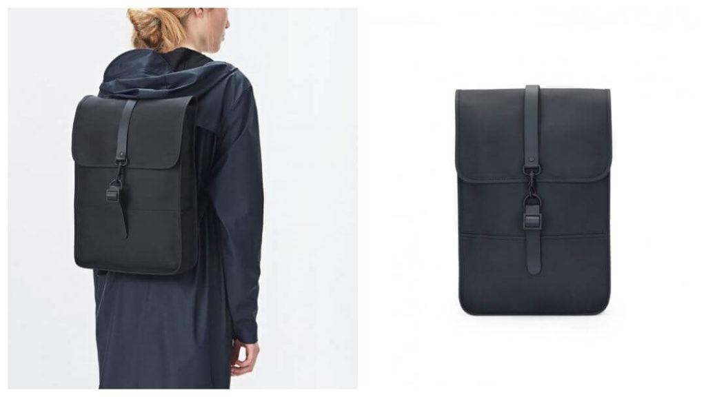 30 års present: Rains ryggsäck