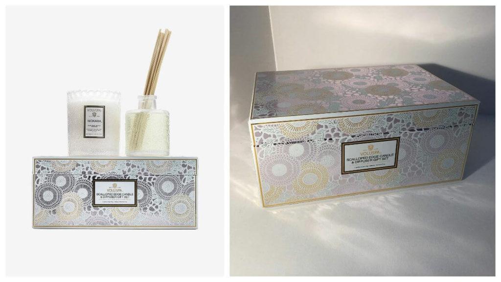Presenttips till flickvän: Voluspa presentbox