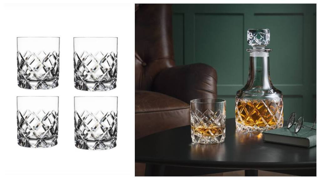 whiskyglas hos fineshelf: Orrefors Sofiero