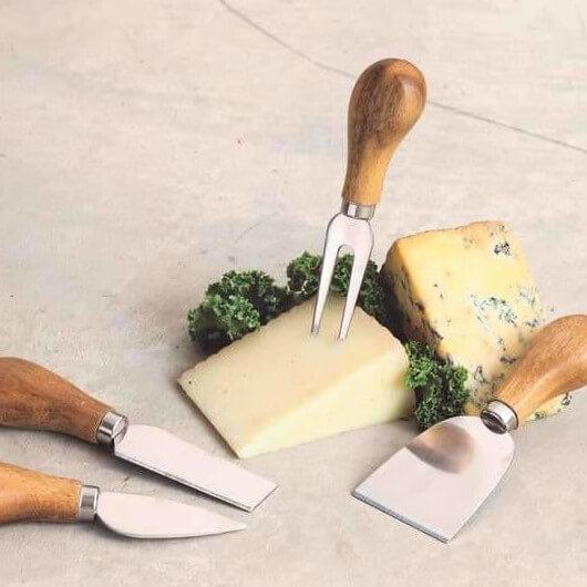 Tips på mors dag present: Ostknivar från true fabrications