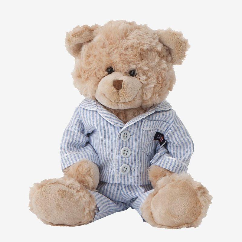 Present från 2 år: Gosig Nallebjörn i Pyjamas från Lexington