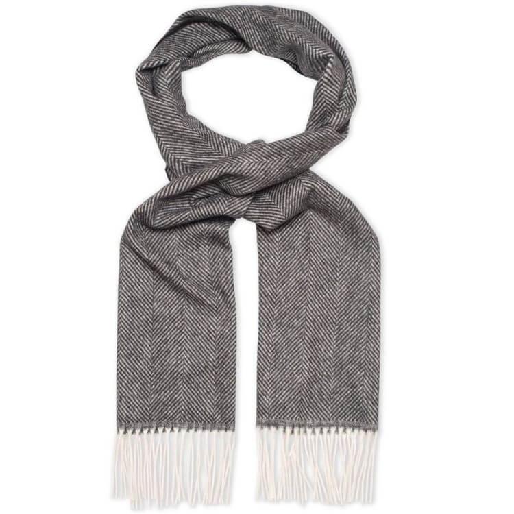 Kärlekspresent: Mysig och stilig scarf