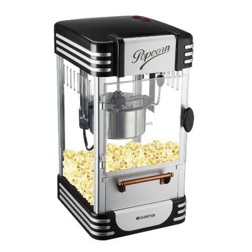 Julklapp till syster som älskar popcorn: Retro popcornmaskin