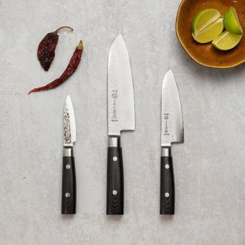 Julklappstips till henne: Exklusivt japanskt knivset