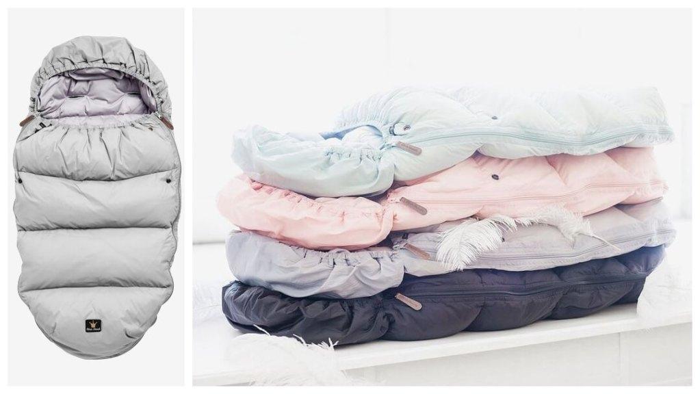 Dunåk vognpose fra Elodie Details - Gavetips til babyshower