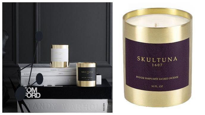 Gavetips til 30-årsdagen: Luksusriøst duftlys fra Skultuna