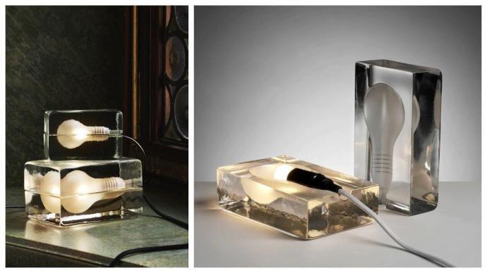 Gavetips til 30-årsdagen: Block Lamp fra Design House Stockholm