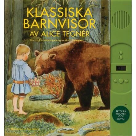 Doppresent: klassiska barnvisor bok