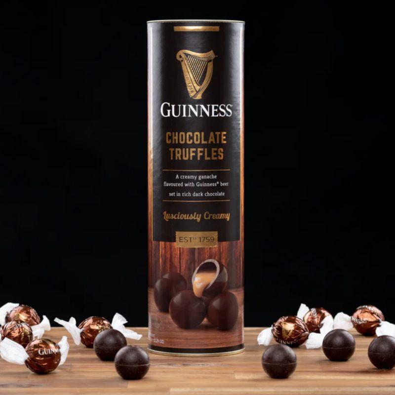 Guinness-trøfler gave til kjæresten han