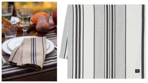 julegavetips: Striped duk