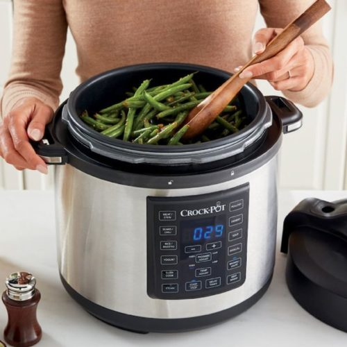Crock-Pot 5,7L Express Multicooker Rustfri