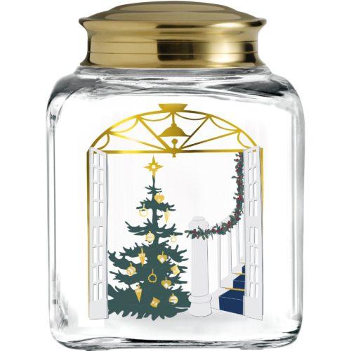 Holmegaard Christmas Julekakeglass 16 cm