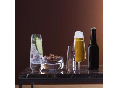 Ølglass 2-Pakk med Gravering