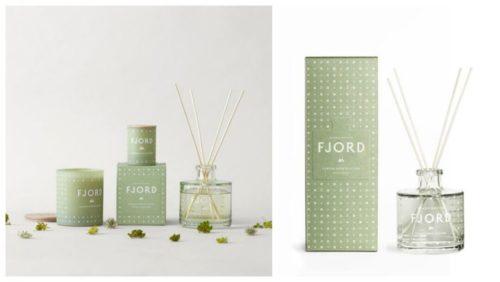 Fjord duftpinner - Gavetips til kjæresten