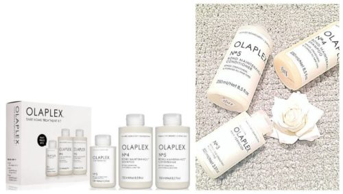 Olaplex Trio Treatment - Gavetips til kjæresten