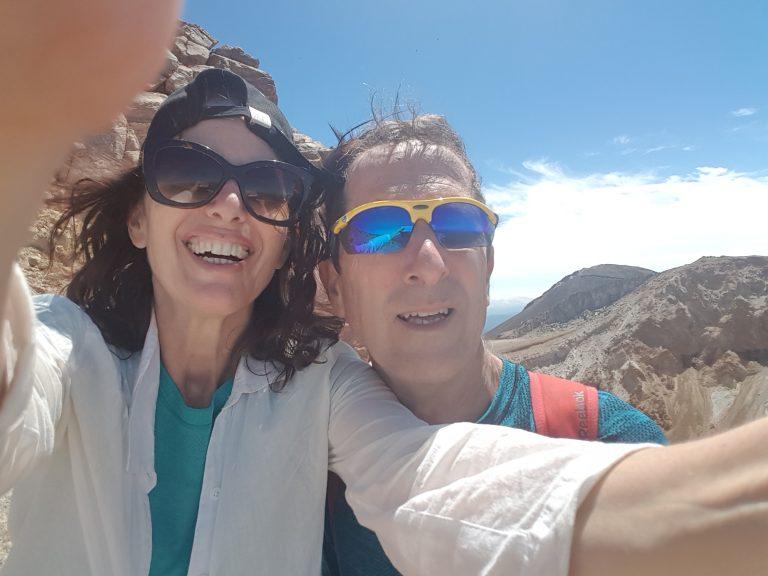 us on Mount Meakan