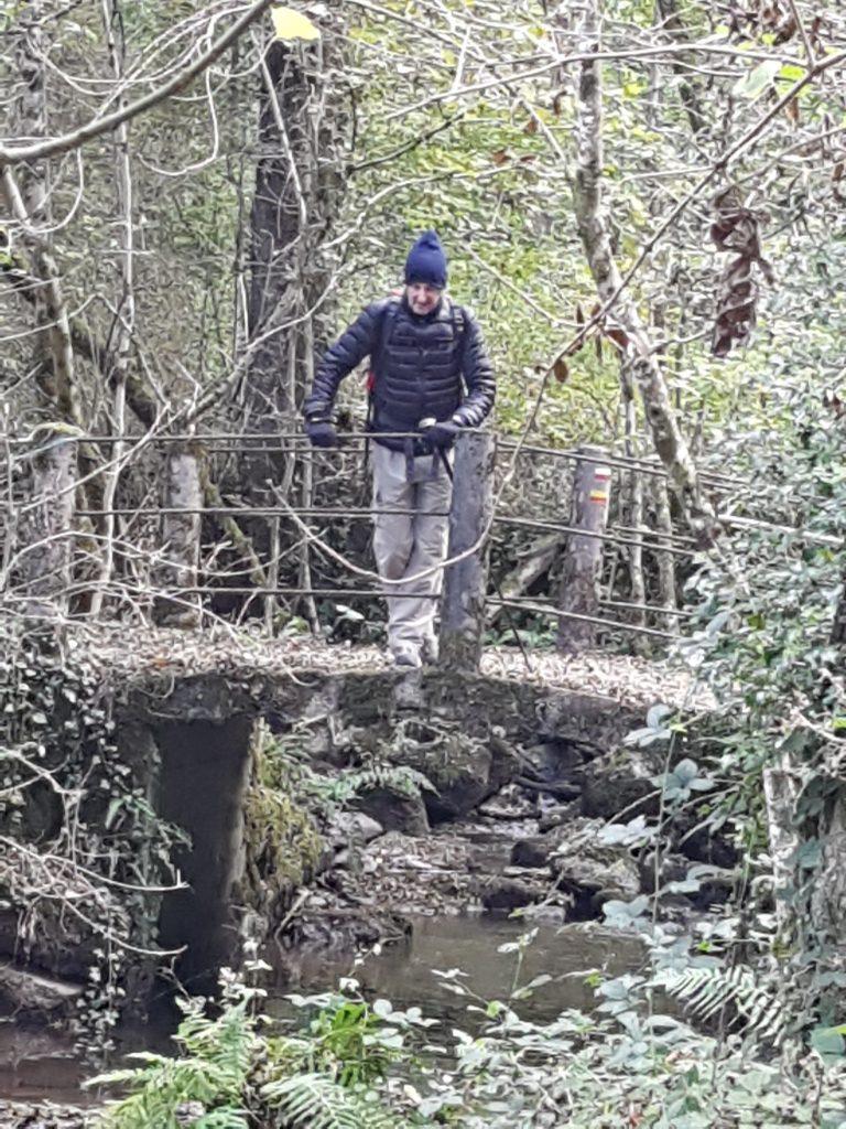 the bridge near Espeyrac