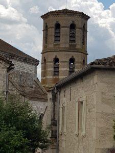 Montuq bell tower
