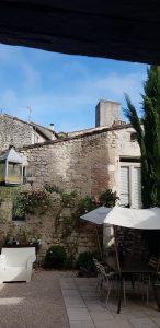 yard in Four Maison Montuqq