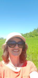 me in fields