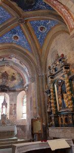 Pommevic church