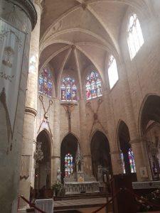 Lectoure church
