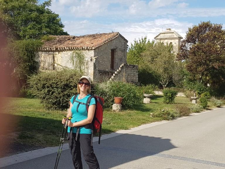 going from La romieu