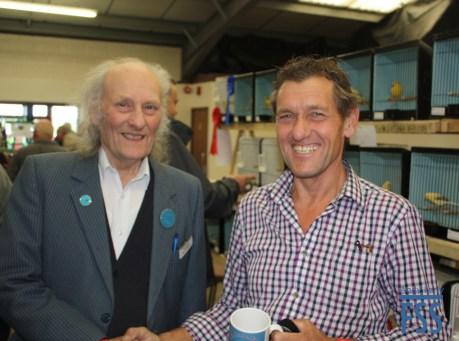 Bernard Howlett & Piet Renders