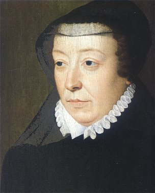 Catherine de Medici. Source: Wikimedia Commons