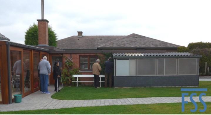 Fernand's bird house