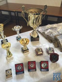 EALCA 2017: trophies