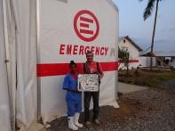 emergency ebola sierra leone lauretta typical africa setting