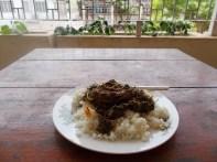 Rice with Krain Krain