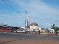 la moschea di gheddafi