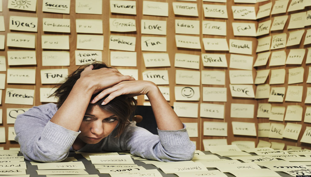 7 Tips For How To Handle Feeling Overwhelmed At Work