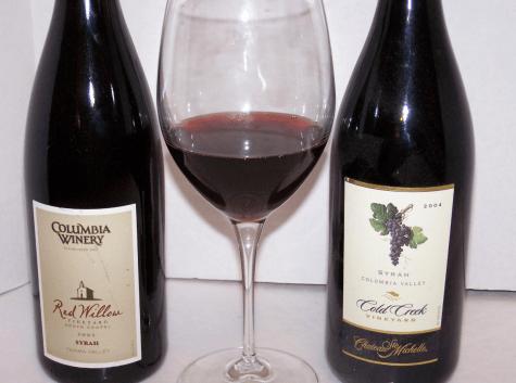 Syrah Wine