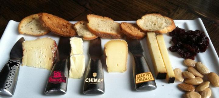 Malbec cheese pairing