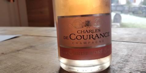 Charles de Courance Brut Rose
