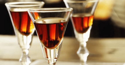 Health benefits of fortified wine