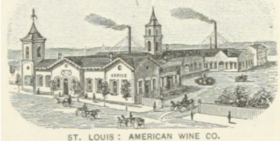 History of American wine