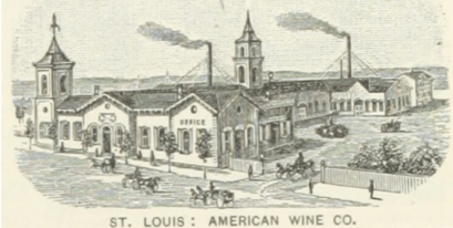 History of American wine