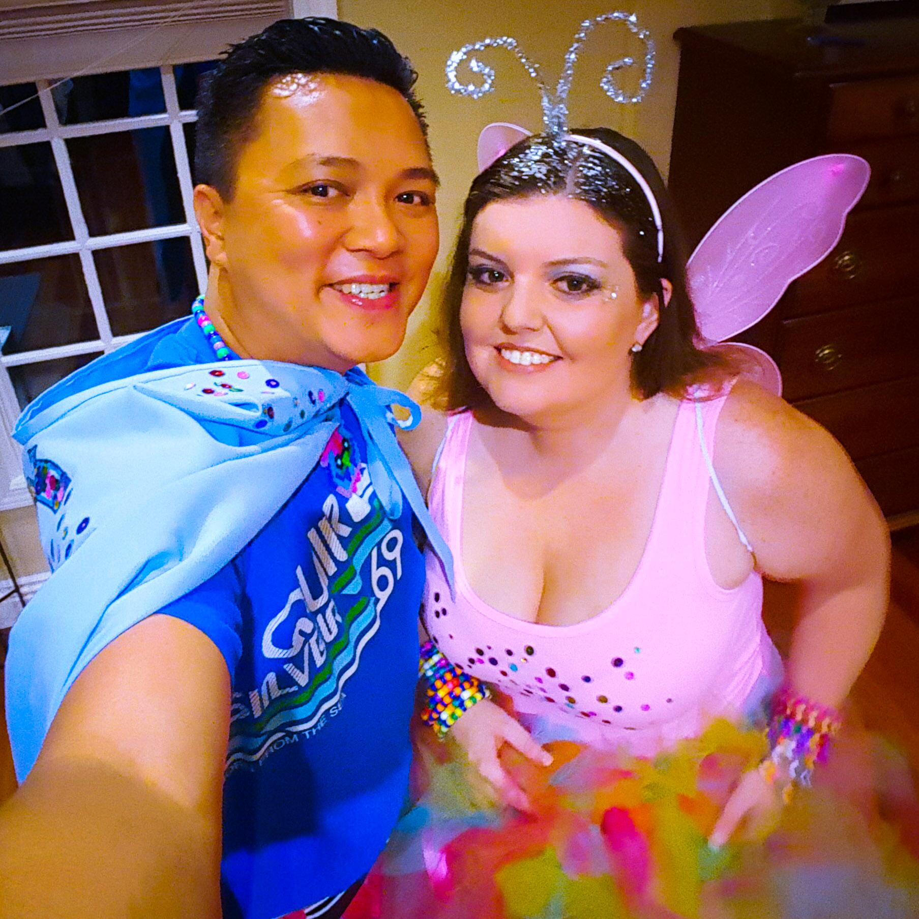EDC Costume D1 Selfie