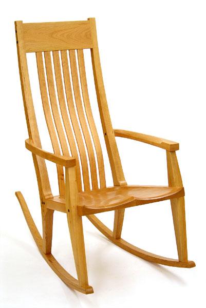 Handmade Rocking Chairs By Scott Morrison