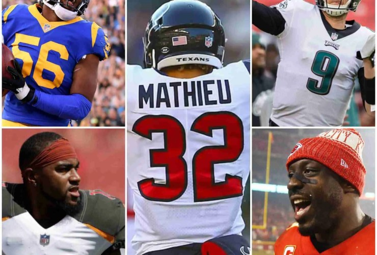 Biggest NFL Offseason Trades and Signings...So Far?3/12/19 9
