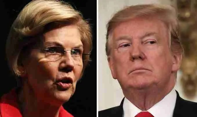 Elizabeth Warren Goes off the Rails & attempts to Bury Trump with Twisted Interpretation of the Mueller Report