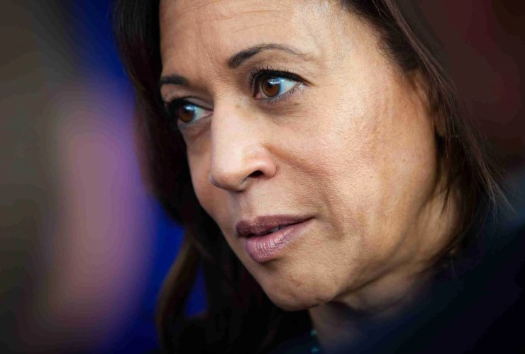 Kamala Harris calls for Inspector General to Investigate Whether Trump Improperly ordered Investigations 18